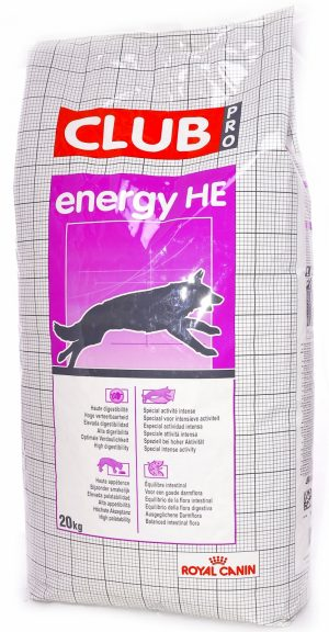 High energy корм royal canin