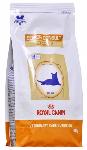 Senior consult корм royal canin